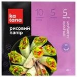 Рисовий папір Katana 45г