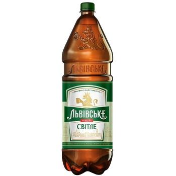 Lvivske Light Beer 4,7% 2,4l