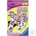 Ravensburger Minnie Mouse Lotto Baby Board Game