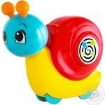 Игрушка Simba Веселая улитка 13см