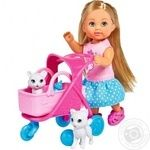 Simba Toy Doll Evi Trolley for your pet