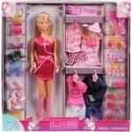 Кукольный набор Simba Steffi Love Штеффи с гардеробом