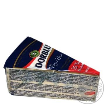 Dorblu cheese Kaserei Royal blue cheese 55% 100g
