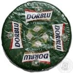 Cheese dorblu Kaeserei champignon with mold 50%