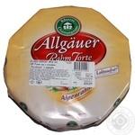 Сир 65% Альгойський натуральний Kasherei ваг