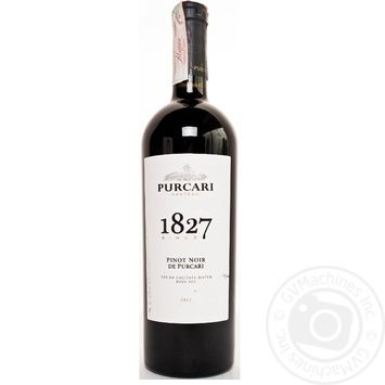 Вино Purcari Пино Нуар красное сухое 14% 0,75л - купить, цены на СитиМаркет - фото 2