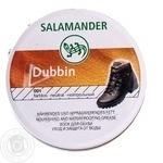 Воск Salamander для обуви из гладкой кожи нейтральный 100мл