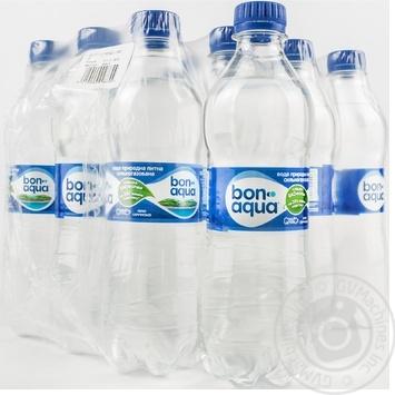 Вода Бонаква газированная 500мл - купить, цены на Novus - фото 3