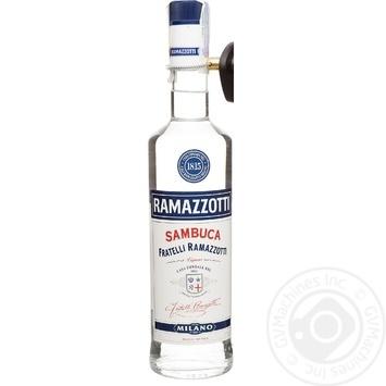 Лікер Ramazzotti Sambuca анісовий 38% 0,7л - купити, ціни на CітіМаркет - фото 1