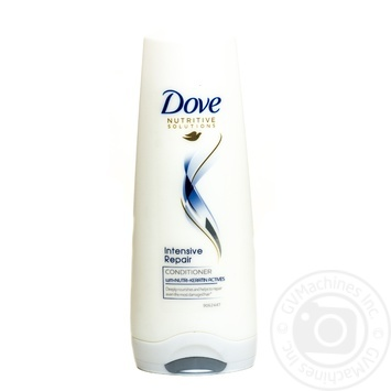Dove Hair Therady Rinse balm Intensive recovery 200ml - buy, prices for Novus - image 2