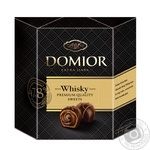 Candy Avk Domior with taste of whiskey 225g in a box