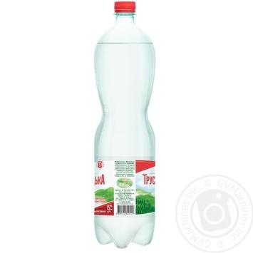 Минеральная вода Трускавецкая сильногазированная 1,5л - купить, цены на Novus - фото 2