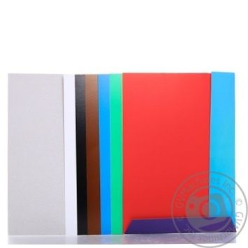 Zibi Cardboard colored A4 10 colors 10 sheets - buy, prices for CityMarket - photo 8