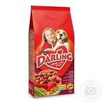 Food Darling with vegetables dry for dogs 3000g