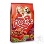 Darling for dogs with meat and vegetables dry food 10000g
