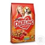 Корм сухой Darling с птицей и овощами для собак 10кг