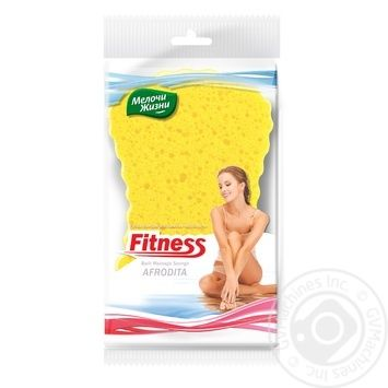 Melochi zhizni Aphrodite Massage Bath Sponge - buy, prices for Novus - image 3