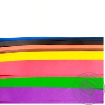 Kozhen Den Colored Paper 16 Sheets - buy, prices for Auchan - photo 3