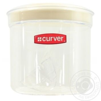Food storage box Curver for the loose 1000ml - buy, prices for Novus - image 3