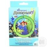 Dzherelo Biological Product for Cleaning Aquariums 40g