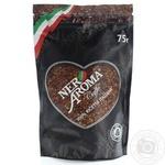 Кава розчинна Nero Aroma 100% Ricetta Italiana 75г