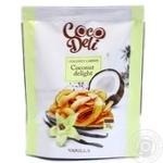 Чiпсі кокосовi Coco Deli Ваніль 30г