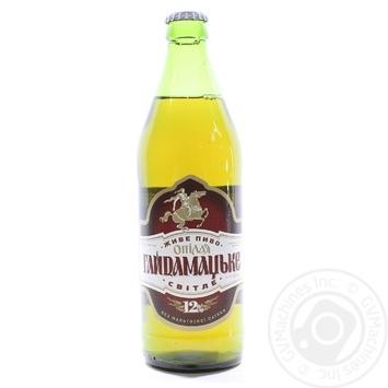 Пиво Опілля Гайдамацьке с/б 0,5л х6