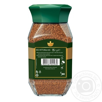 Jacobs Monarch Instant Coffee 95g - buy, prices for Novus - image 2