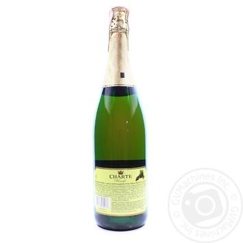 Напиток винный игристый слабоалкогольный АЗШВ Charte Komilfo Смородина розовый 0,75л - купить, цены на Novus - фото 2