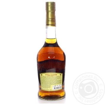 Lehenda Armenii 10 yrs cognac 40% 0,5l - buy, prices for Novus - image 2