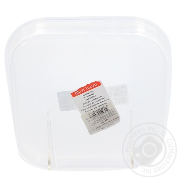 Контейнер Helsinki пластиковый квадратный 0,9л - купить, цены на СитиМаркет - фото 2