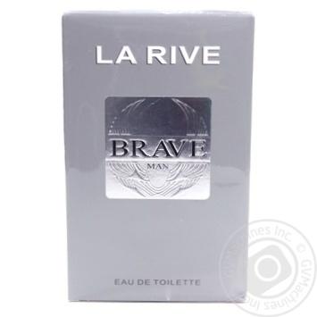 Чоловіча туалетна вода BRAVE MAN, La Rive 100 мл