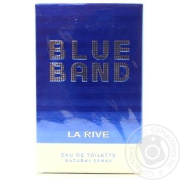 Чоловіча туалетна вода BLUE BAND , 90 мл