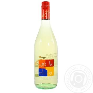 Вино игристое Cantine Pellegrino Zebo Moscato Bianco Dolce Sicilia IGT белое сладкое 6% 0,75л - купить, цены на Novus - фото 1