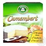 Сыр Kaserei Champignon Камамбер мягкий 50% 125г