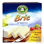 Kaserei Brie soft ripened cheese 50% 125g