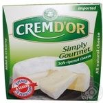 Creamdor soft cheese 60% 125g