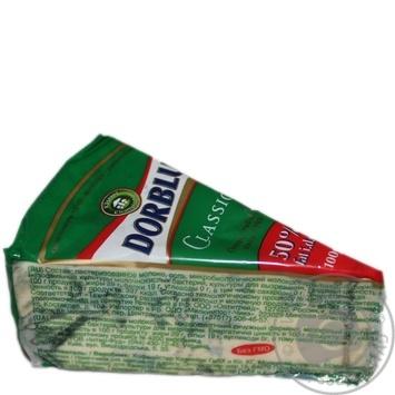 Kaserei Champignon Dorblu soft Cheese With Blue Mildew