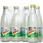 Schweppes Classic Mojito carbonated beverage 250ml