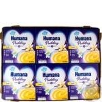 Pudding Humana with vanilla for children from 10 months 400g