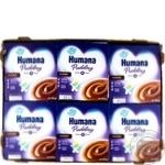 Pudding Humana with chocolate for children from 10 months 400g