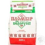 Морозиво Laska 600 г пак. Пломбір Білорусії
