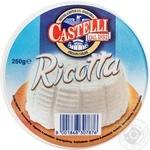Сир Рікотта Castelli 250г