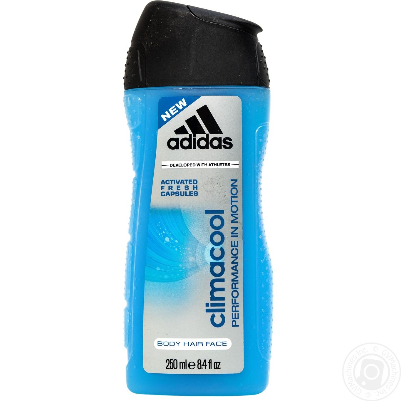 Засіб 3в1 Adidas Climacool (гель для душу f2c5104196c97