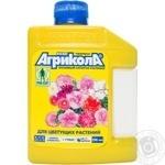Добриво Аква для квітучих рослин Агрікола 250мл. 04-442