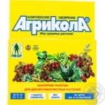 Добриво -палички для декоративнолистових рослин Агрікола  04-204