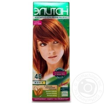 Крем-фарба для волосся Елітан 100 №46 Манго