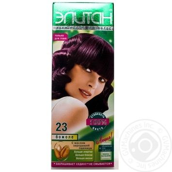 Крем-фарба для волосся Елітан 100 №23 Божоле