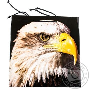 Пакет Креатив-принт Креатив А подарочный 26x32x10 - купить, цены на Фуршет - фото 1