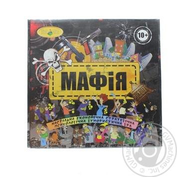 Развлекательная игра Мафия
